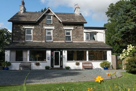 Ivory Room, Lake View Country House, Grasmere - Bed & Breakfast