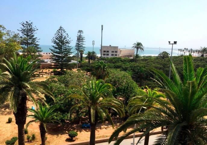 Ferienwohnung/App. für 6 Gäste mit 86m² in Résidence Ammar, El Jadida Maroc (118400)