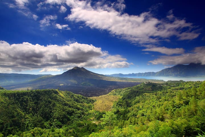 Batur Mountain View Room - Kintamani - Boutique hotel