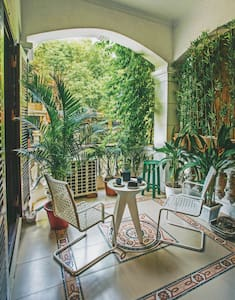 Studio with gorgeous balcony in West Lake - Hanoi