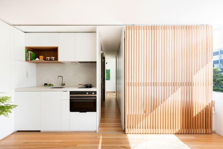 Tiny Boneca Apartment - Winner Houses Awards
