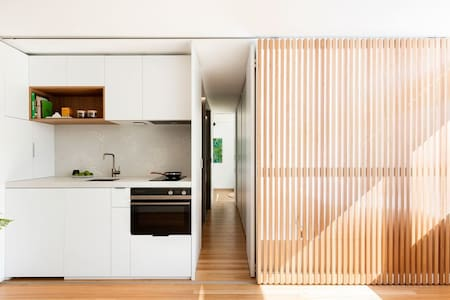 Tiny Boneca Apartment - Winner Houses Awards