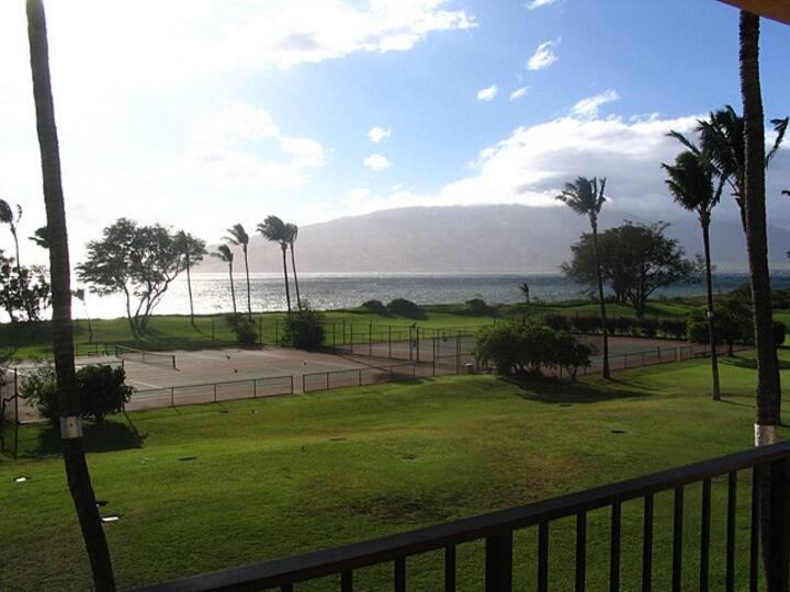 Maui Schooner Two BR Oceanfront Condo Kihei Maui