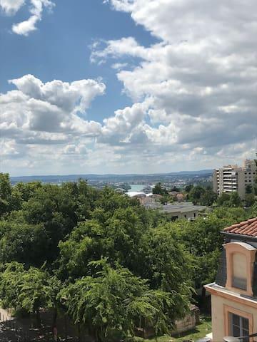 Studio avec vue  Vieux Lyon