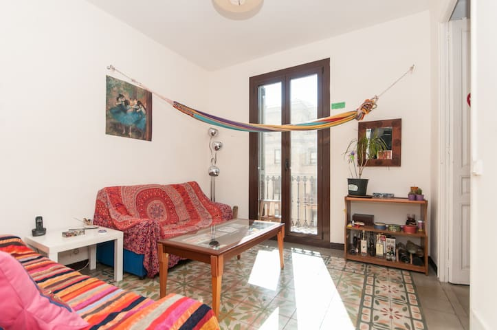 Double room in Gracia