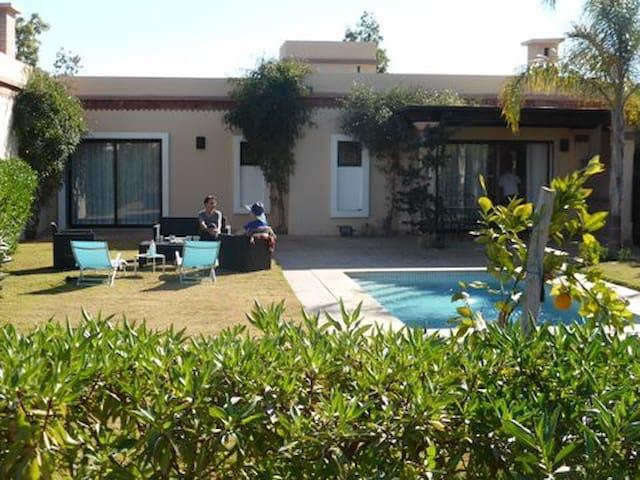 Grande villa  au soleil de  Dyar Shemsi