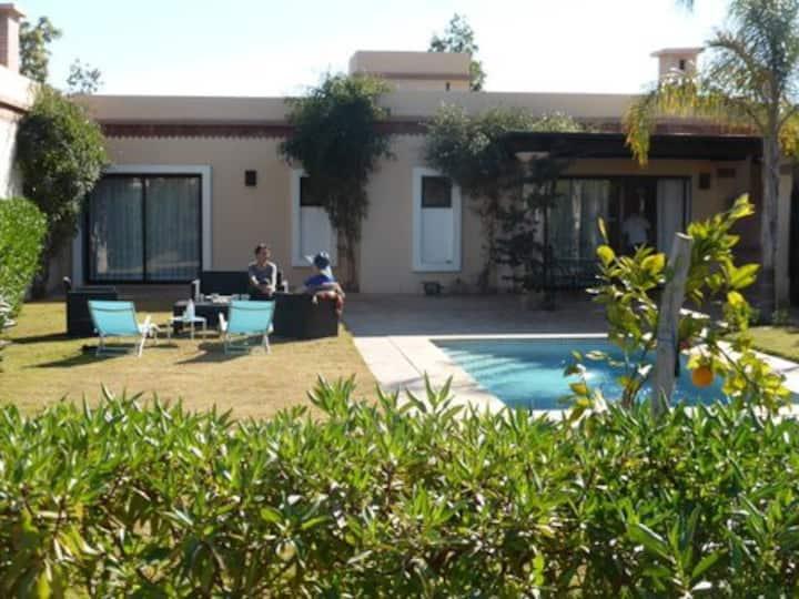 (141) Grande villa  au soleil de  Dyar Shemsi