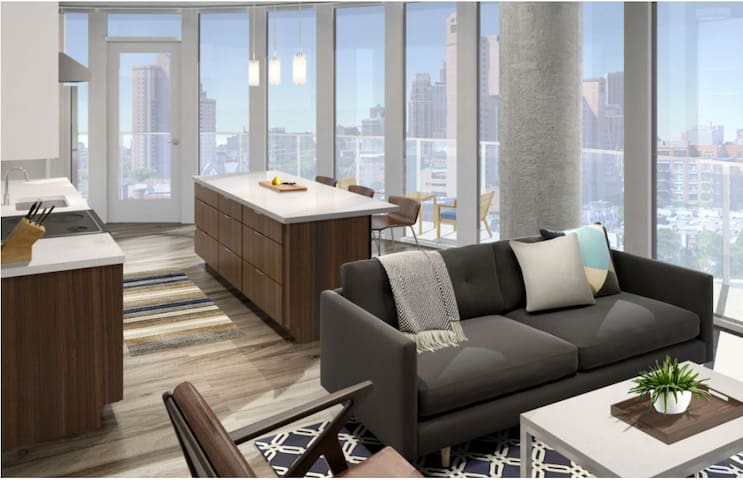 Best Skyline Views with Designer Furnishings