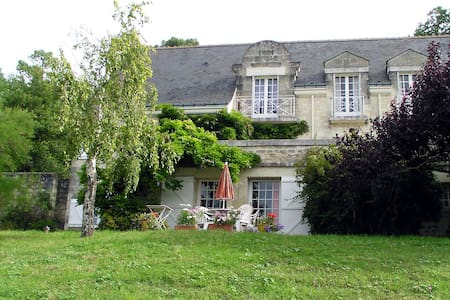 Gîte - Panzoult - Lägenhet