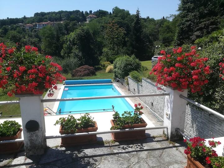 Villa ROMILDA - La vostra oasi sul lago Maggiore