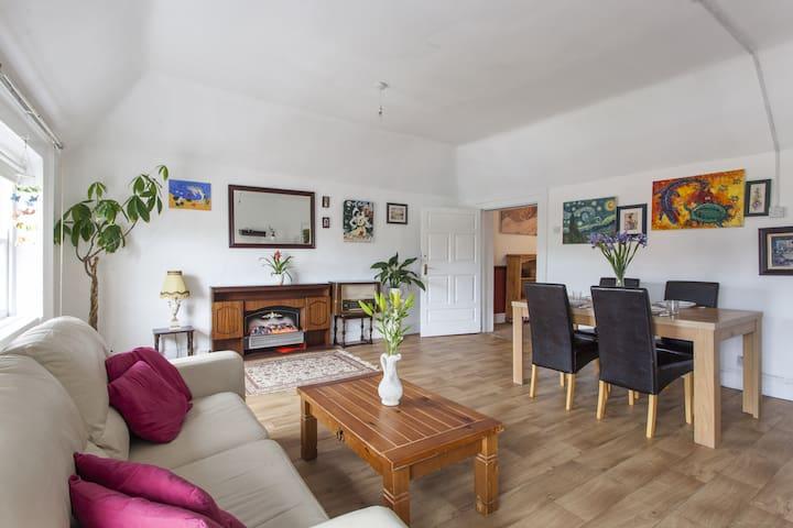 Dublin City 2 Bedroom Apartment Sleeps 4 (Parking) - Dublin - Apartment