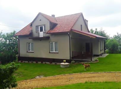 Domek z widokiem Laskowa - Energylandia