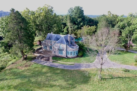 Cedar Creek Wayside Castle