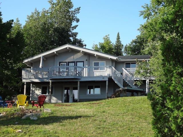 Waterfront Cottage McKellar/Parry Sound Ontario