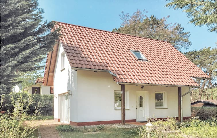 Holiday cottage with 2 bedrooms on 75m² in Angermünde/Herzsprung