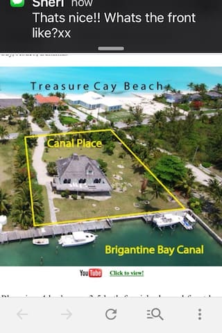 Canal Place , Treasure Cay