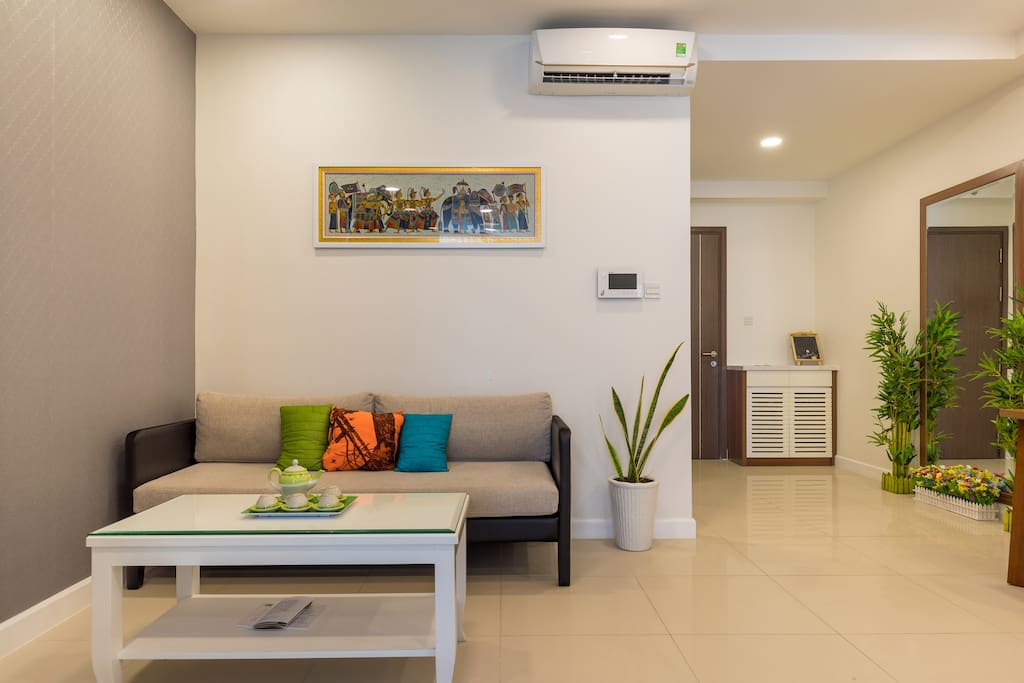 Air-conditioned all rooms