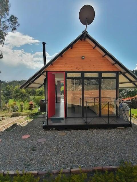 Refugio  biosostenible Toibita