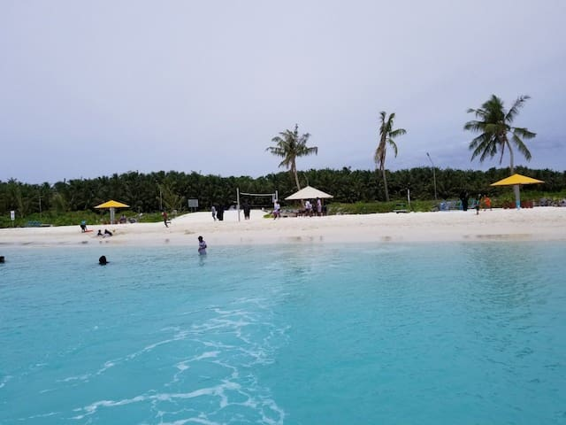 FALI guest house. DH. KUDAHUVADHOO Maldives