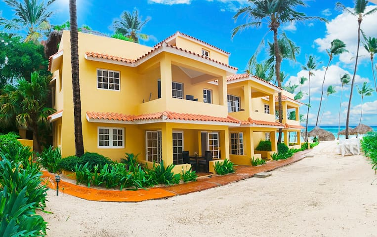Lovely condo directly on the beach.Private getaway - Punta Cana - Apartment