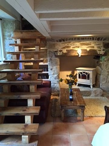 The Old Watermill - Cornwall - Apartment