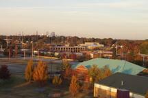 View of Atlanta Skyline!