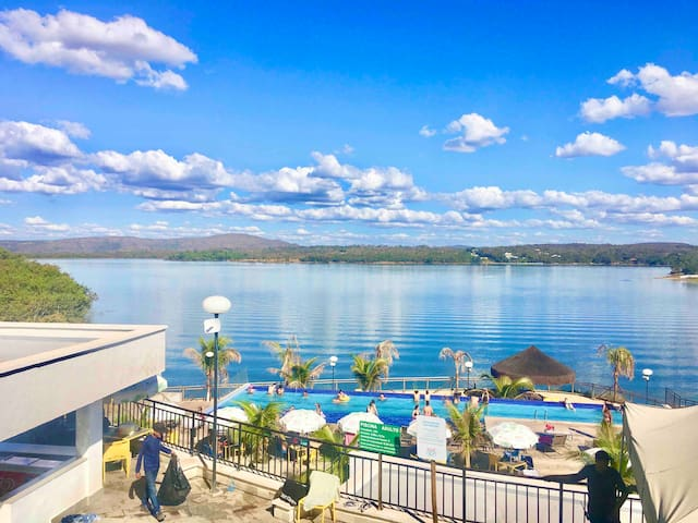 Resort do Lago  ⛱ Lazer e Conforto
