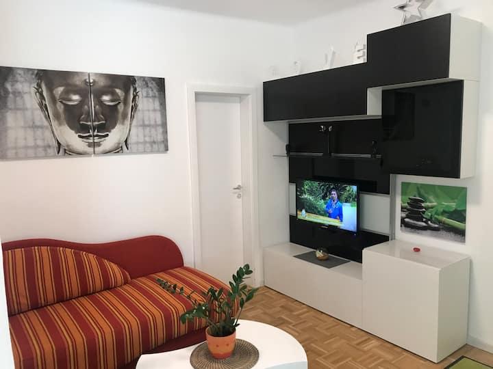 Schöne neu renovierte Wohnung in Pörtschach