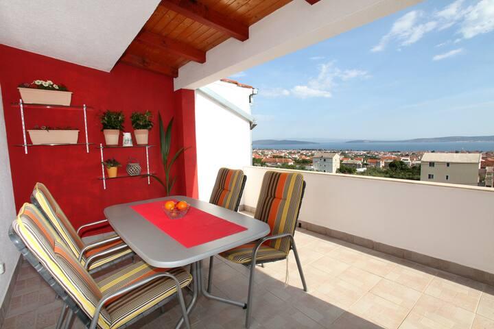 Panorama Apartment Near Split&Trogir