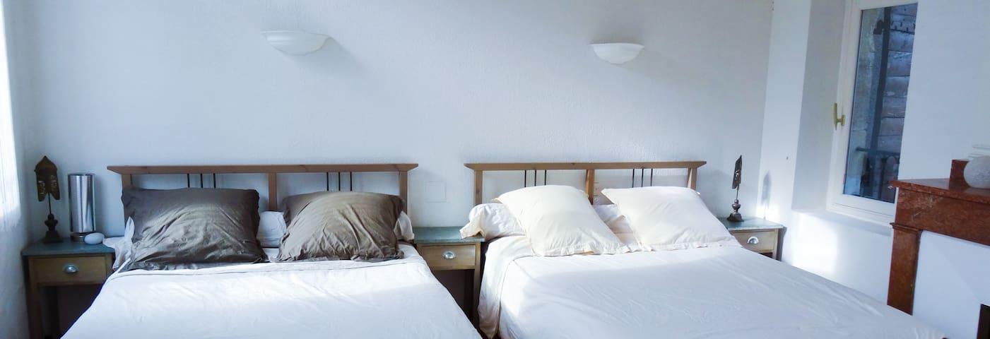 Gîte Picpoul, près de la mer, appartement zen