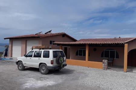 Punta Chivato Casa Bugambilias
