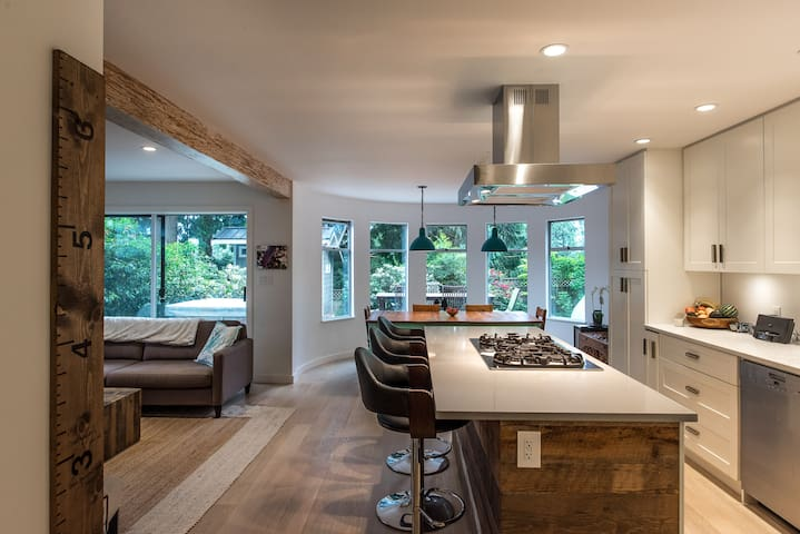 Modern Mountain Home - North Vancouver - Haus