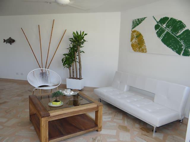Apartamento con Excelente Ubicación en el Rodadero
