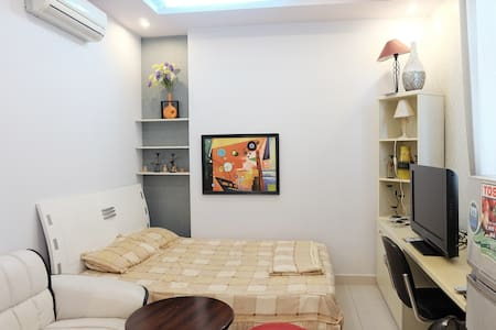 Mini Apartments in High-Class Area - Ho Chi Minh City