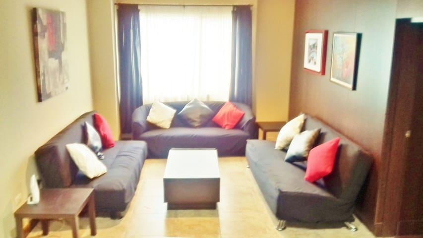 ELEGANT Fully furnished Apartment 4th Floor