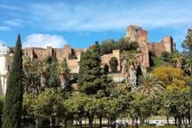 La Alcazaba...