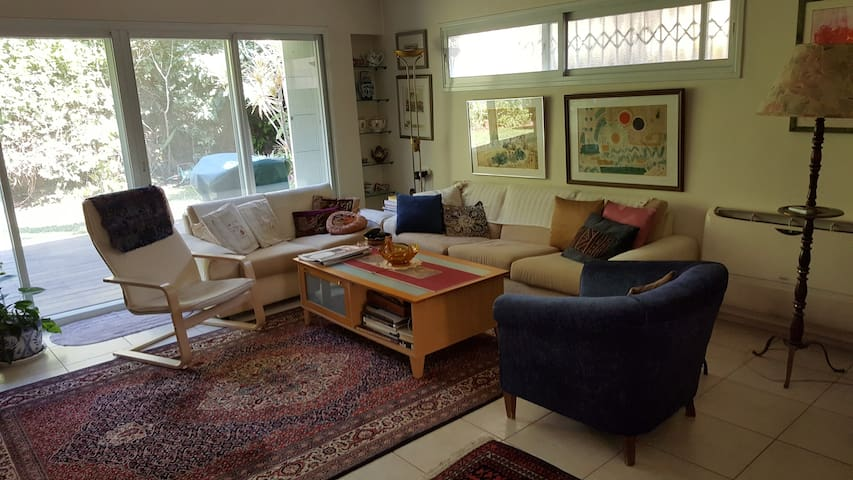 Spacious and very comfortable villa - Ramat Hasharon
