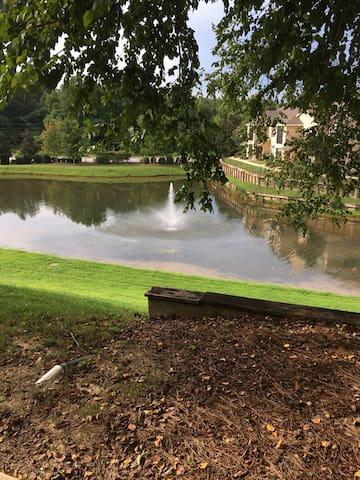 Gameday Condo in the heart of Auburn-War Eagle