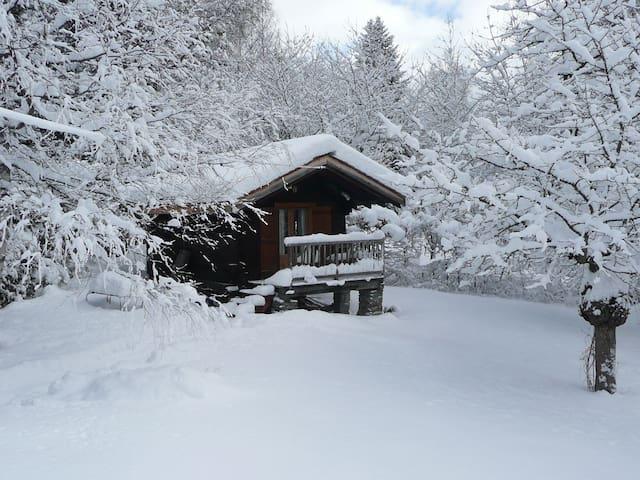 Brigitte's Mazot in Chamonix