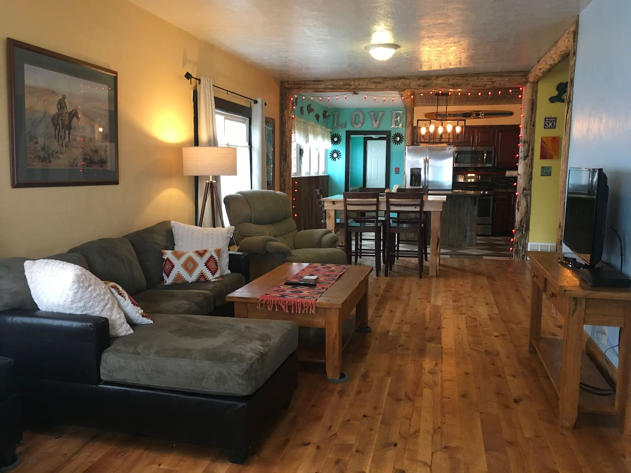 "Trendy ""Old Town"" home with patio oasis + HOT TUB! - Houses for Rent ..."
