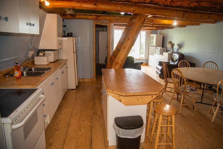 Le loft du Ranch St-Fabien