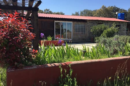 Cabaña/Cottage y ¡momentos únicos! - Colmenar Viejo - Cabana