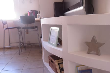 Special apartment in Florentin! :) - Tel Aviv-Yafo - Wohnung