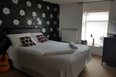 Double room situated in a lovely small village