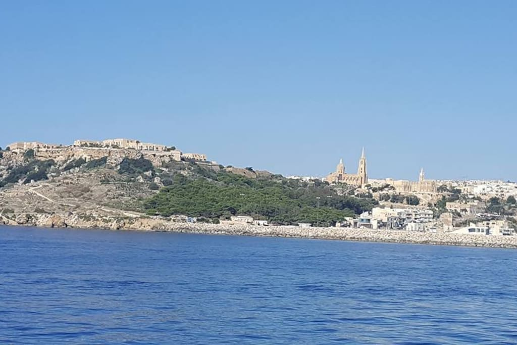 Welcome to Mgarr Harbour in Gozo !