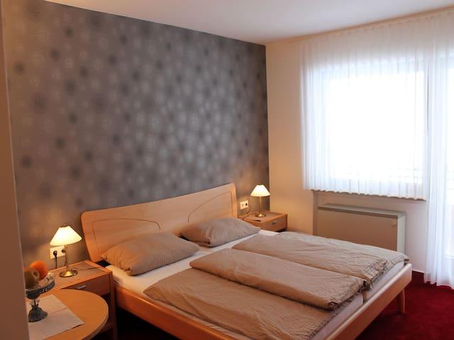 Pension Matt Haus Traudel, (Elzach-Oberprechtal), Doppelzimmer 1 *** mit Dusche und WC