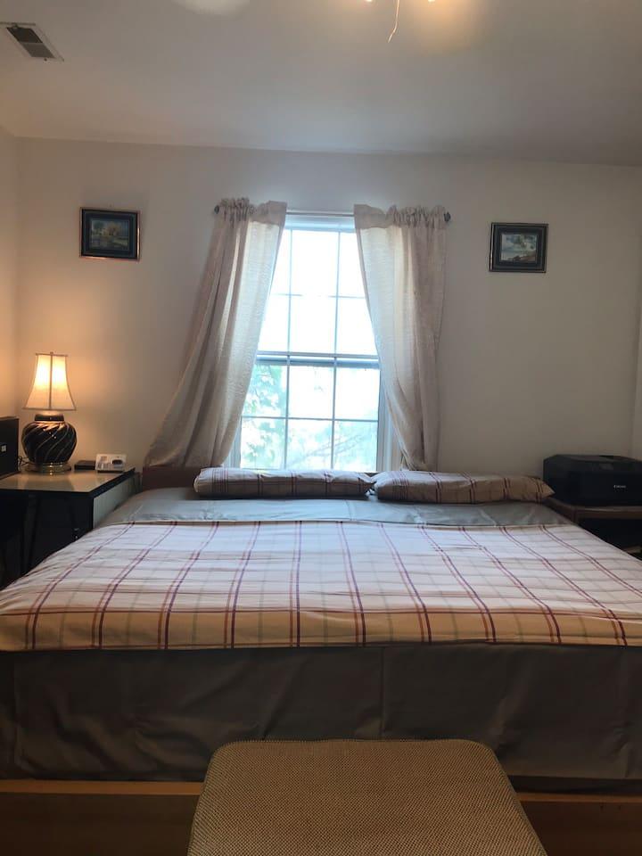 My Comfort Zone - Master Bedroom