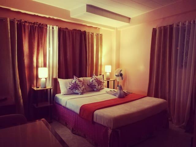 A Splendid Room for Couple