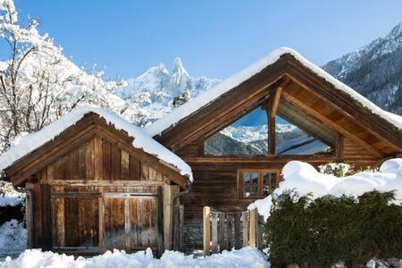 Mazot Uno, Chamonix, Mont Blanc