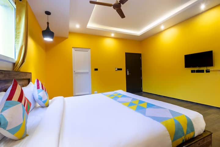 OYO - At Discounted Price Delightful 1BR Homestay